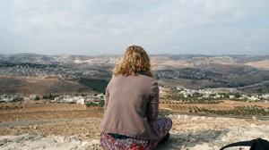 Rast bei Herodium, südlich von Jerusalem im heutigen Westjordanland
