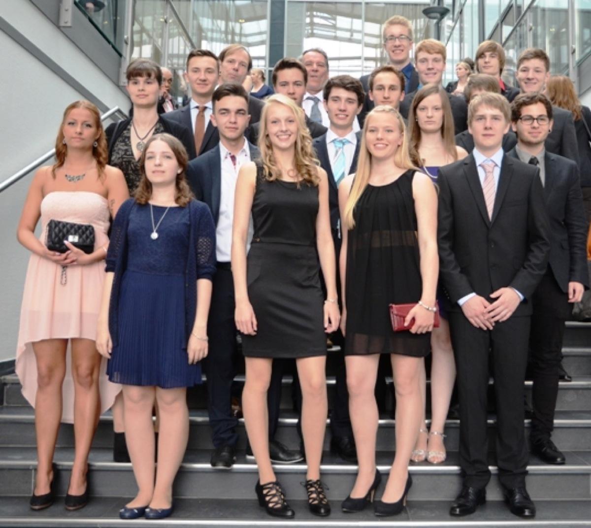 Abientlassung 13 Phy-Profil « Gymnasium Finkenwerder