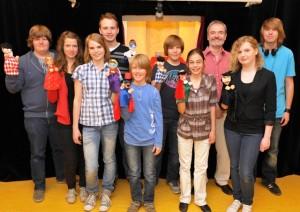 Puppenspielcompanie Team 2011
